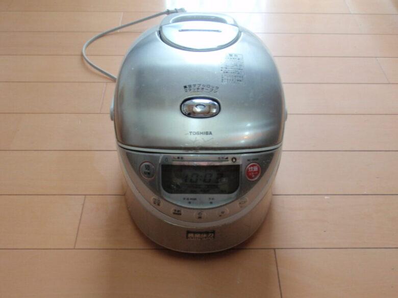 東芝炊飯器修理
