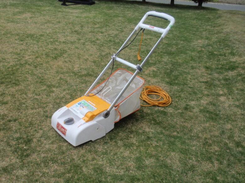 リョービ芝刈り機