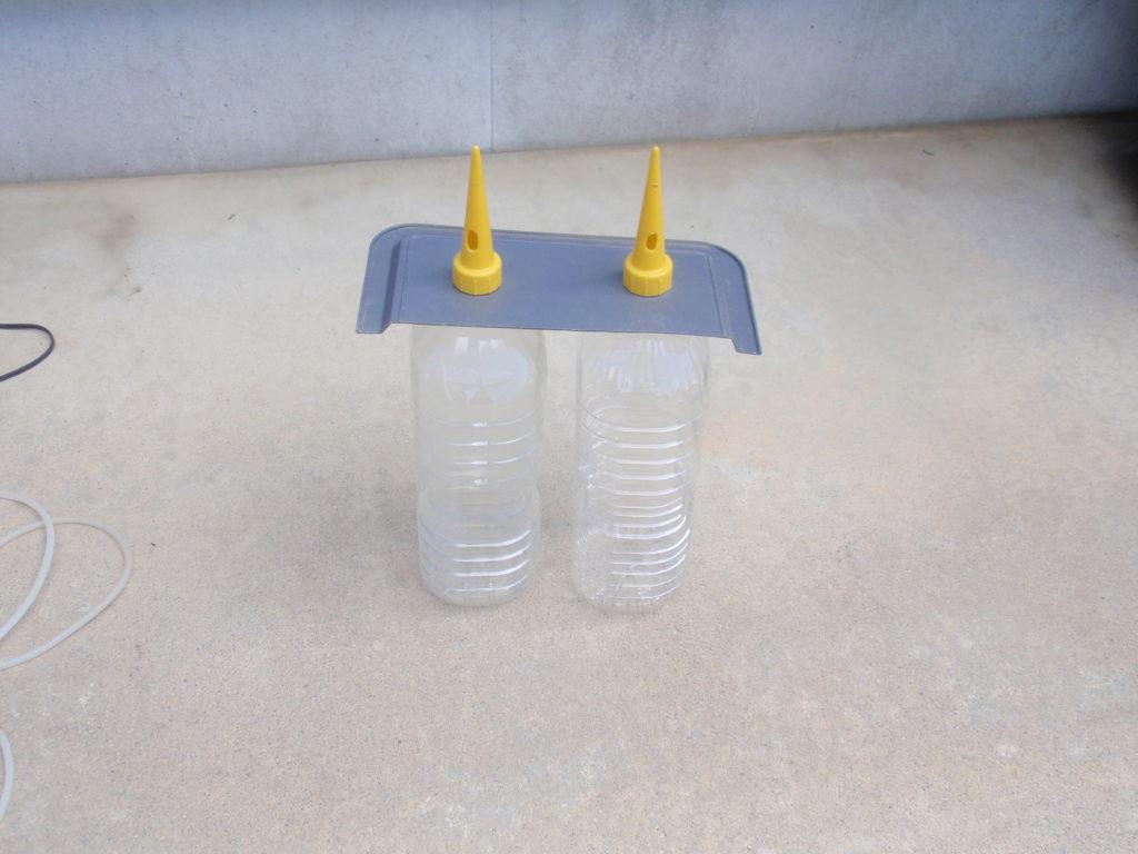 半自動給水装置製作自作2