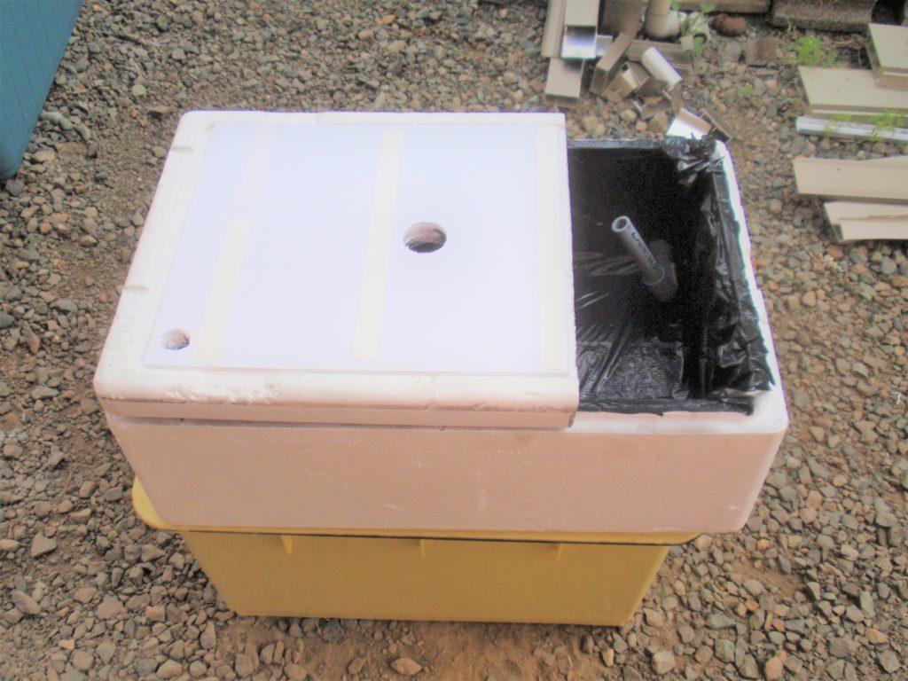 水耕栽培水位調整