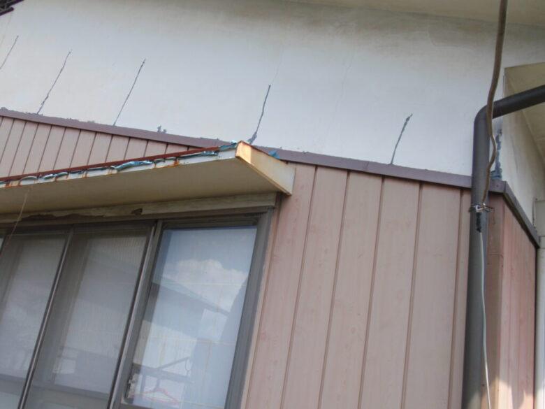 サッシ窓内側からの雨漏り修理DIY